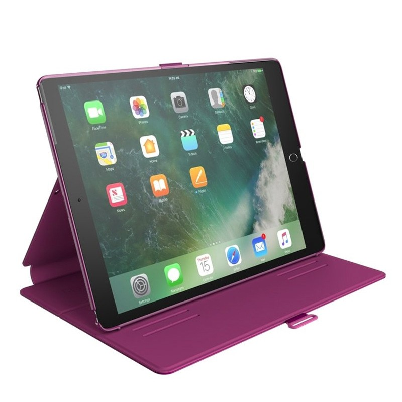 Speck Balance Folio iPad 9.7 inch (2018/2017) Paars - 3