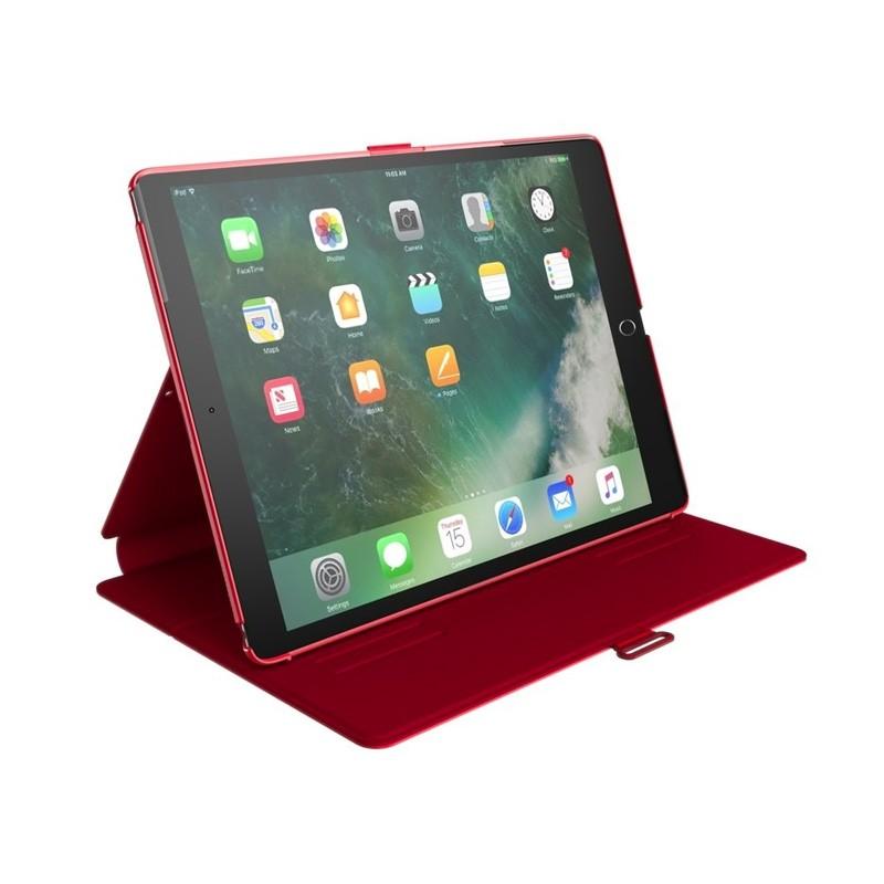 Speck Balance Folio iPad 9.7 inch (2018/2017) Rood - 3