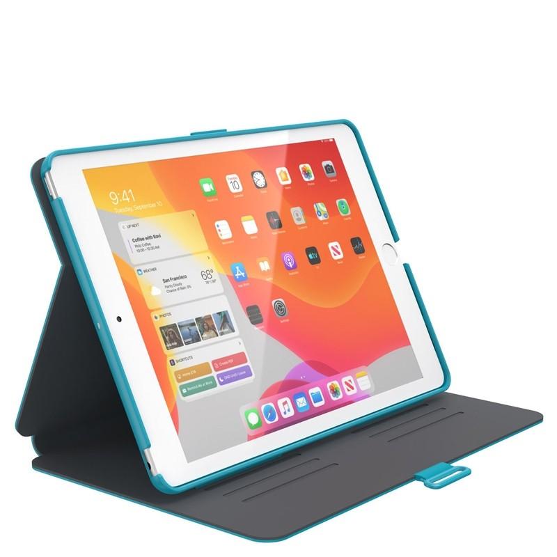 Speck - Balance Folio iPad 10.2 inch (2019) Turquoise 05
