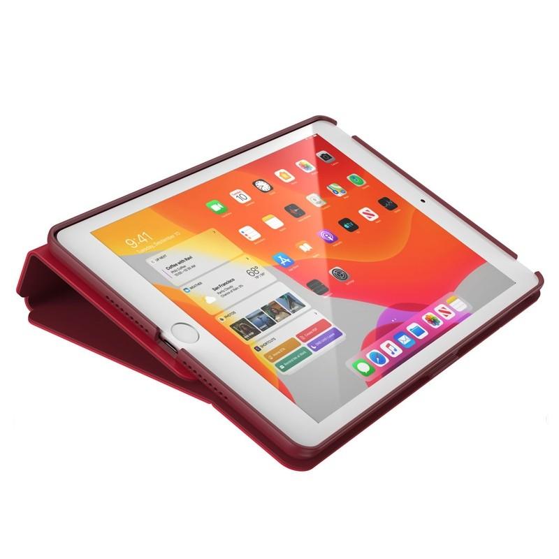Speck - Balance Folio iPad 10.2 (2019 / 2020) Rood 02