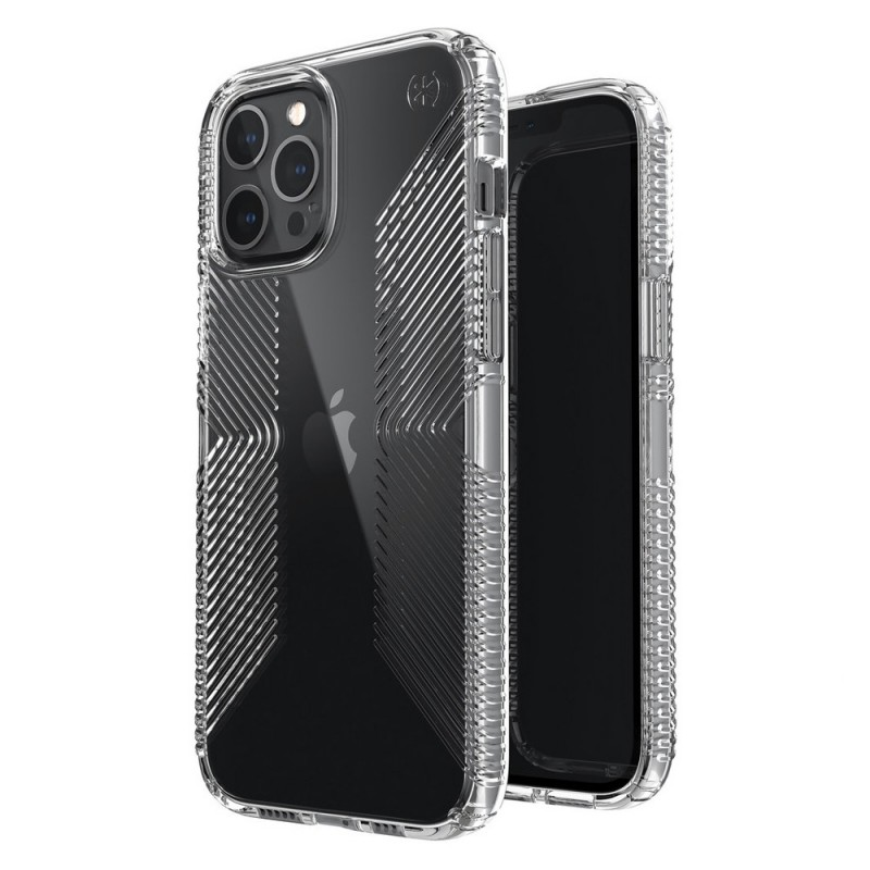 Speck Presidio Clear Grip Case iPhone 12 / 12 Pro - 6