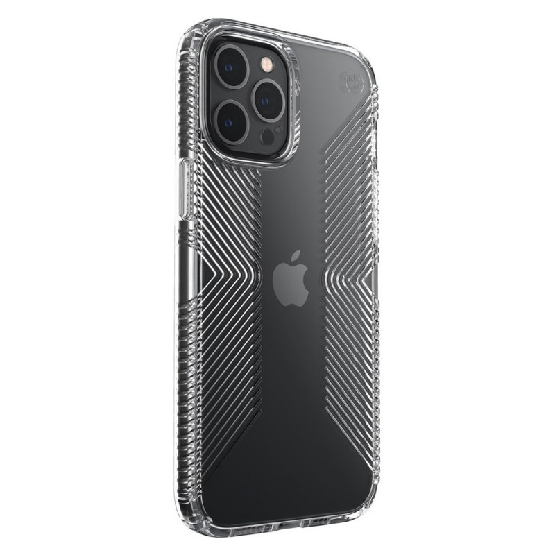Speck Presidio Clear Grip Case iPhone 12 / 12 Pro - 4