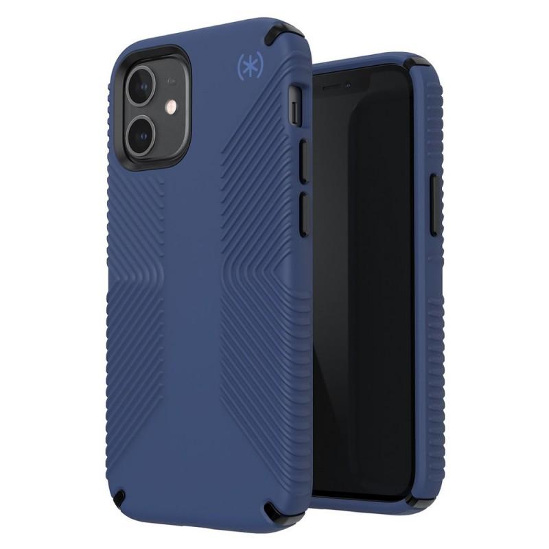 Speck Presidio Grip Case iPhone 12 Mini Blauw - 7