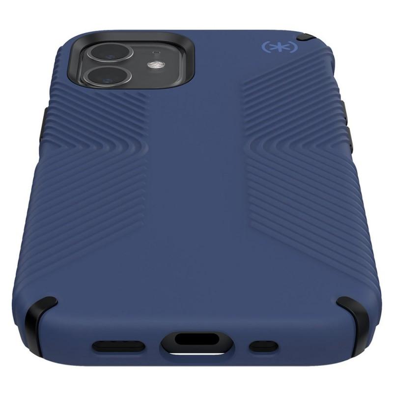 Speck Presidio Grip Case iPhone 12 Mini Blauw - 6