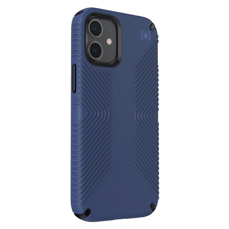 Speck Presidio Grip Case iPhone 12 Mini Blauw - 4