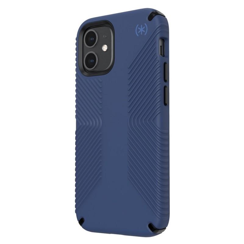 Speck Presidio Grip Case iPhone 12 Mini Blauw - 5