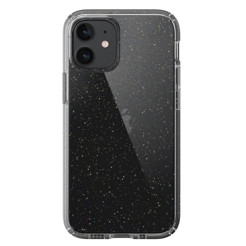 Speck Presidio Clear Glitter Case iPhone 12 Mini - 1