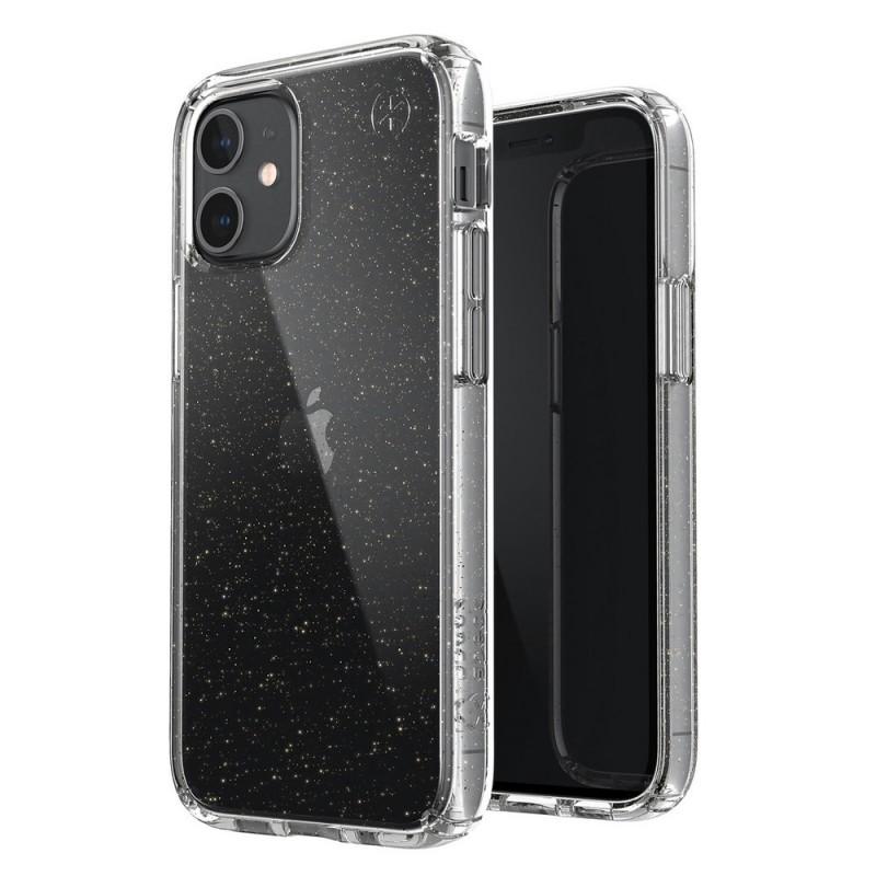 Speck Presidio Clear Glitter Case iPhone 12 Mini - 6
