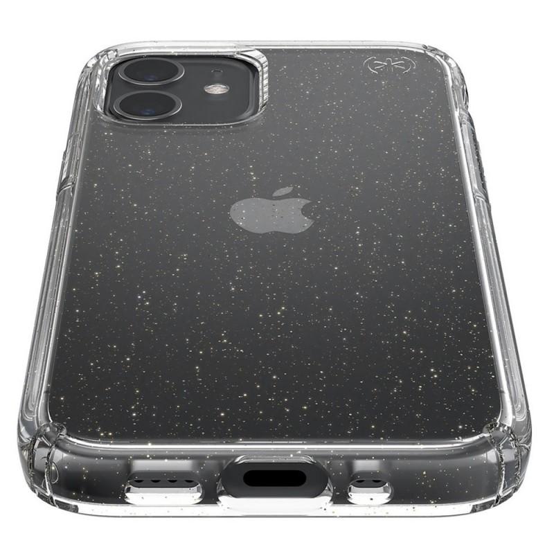 Speck Presidio Clear Glitter Case iPhone 12 Mini - 5