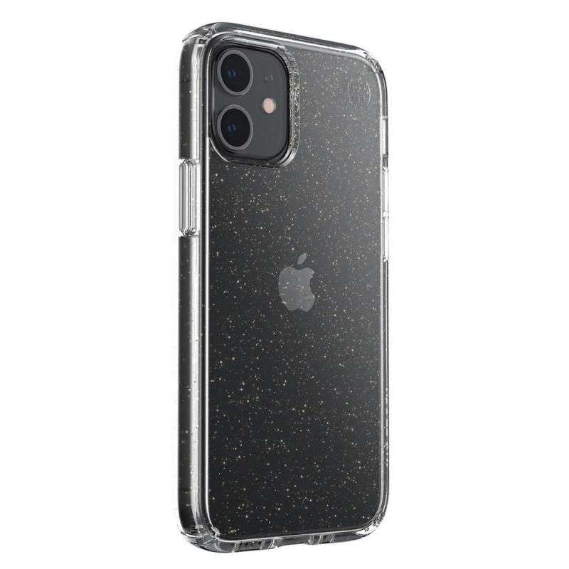 Speck Presidio Clear Glitter Case iPhone 12 Mini - 4