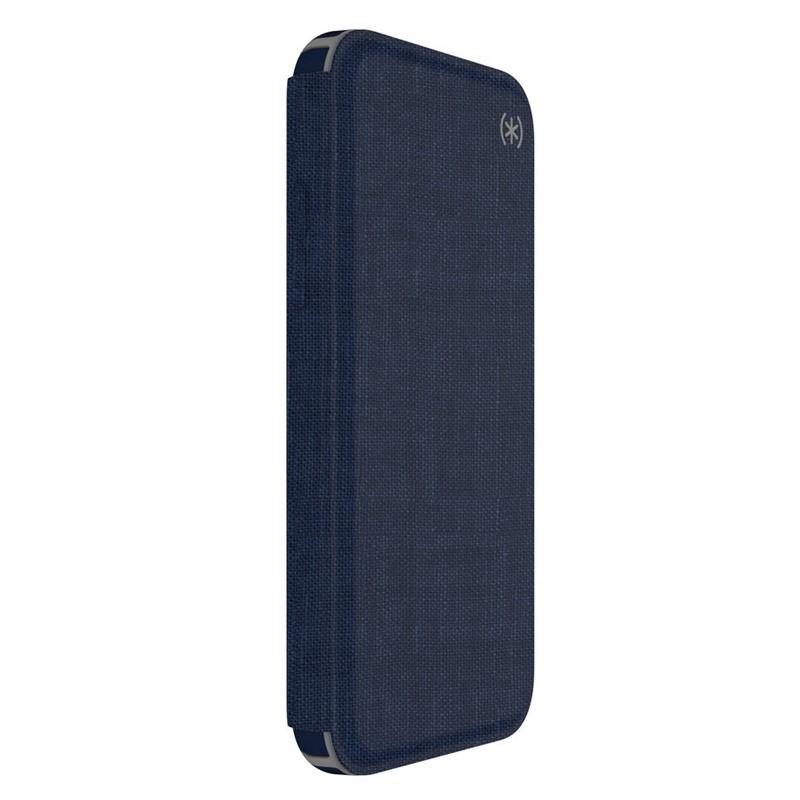 Speck Presidio Folio iPhone X/XS Hoesje Blauw - 7