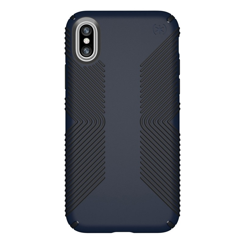 Speck Presidio Grip Case iPhone X/XS Blauw - 1