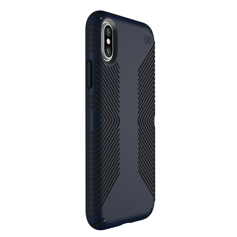 Speck Presidio Grip Case iPhone X/XS Blauw - 2