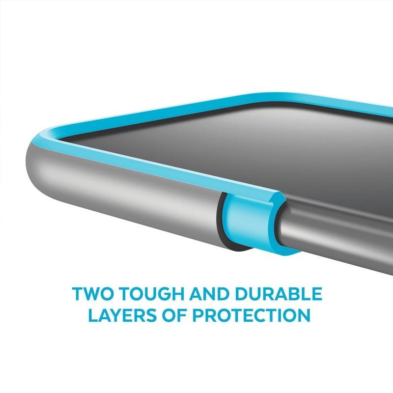 Speck Presidio Grip Case iPhone X/XS Grijs - 8