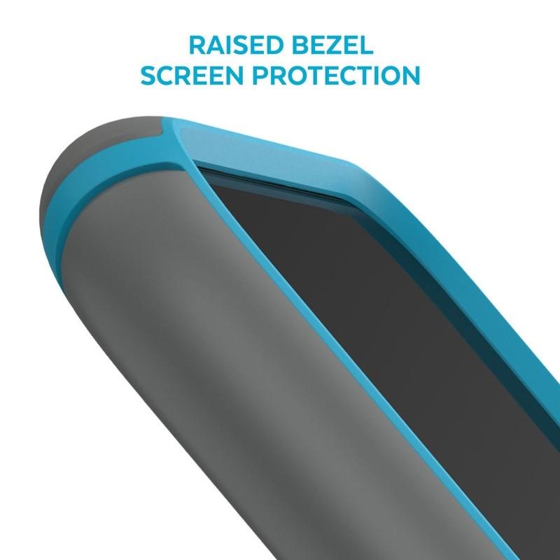 Speck Presidio Grip Case iPhone X/XS Grijs - 7