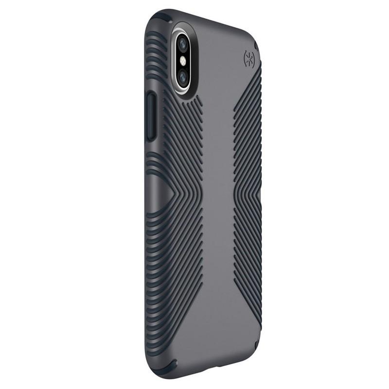 Speck Presidio Grip Case iPhone X/XS Grijs - 2