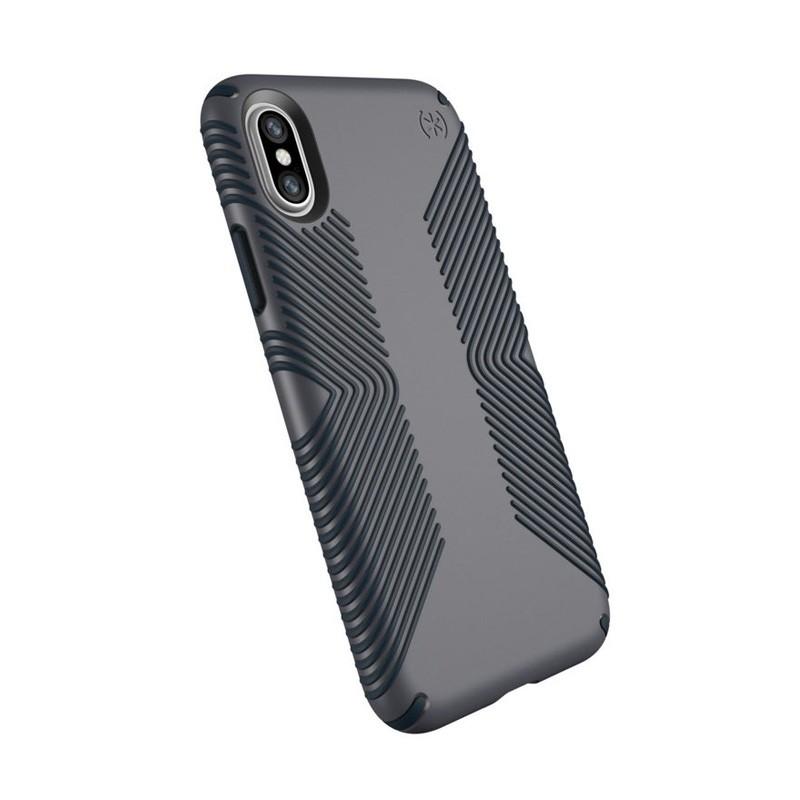 Speck Presidio Grip Case iPhone X/XS Grijs - 3