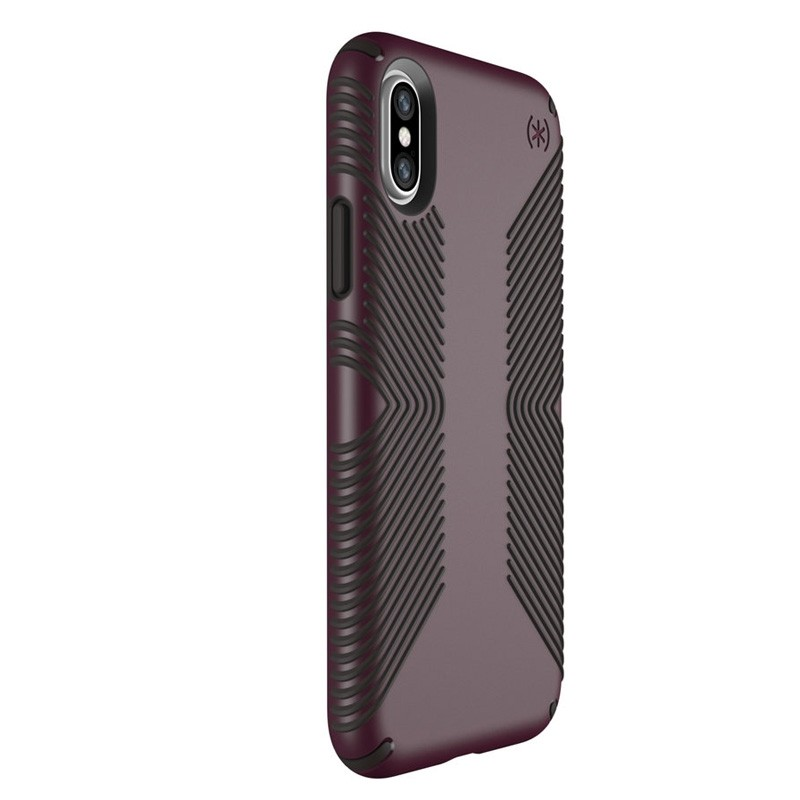 Speck Presidio Grip Case iPhone X/XS Paars - 2