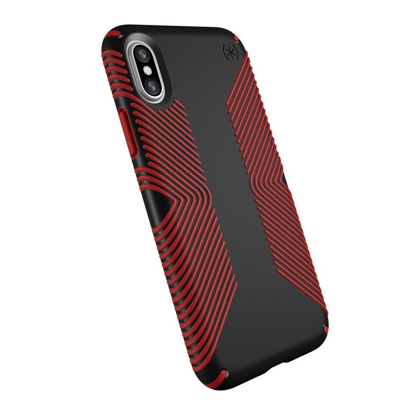 Speck Presidio Grip Case iPhone X/XS Rood - 3