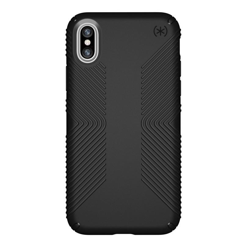 Speck Presidio Grip Case iPhone X/XS Zwart - 1