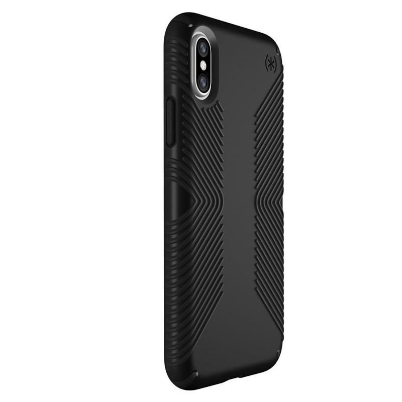 Speck Presidio Grip Case iPhone X/XS Zwart - 2
