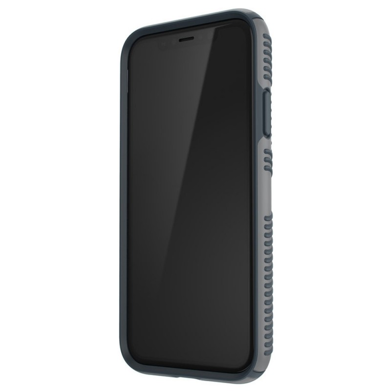 Speck Presidio Grip Case iPhone XR Grijs 07