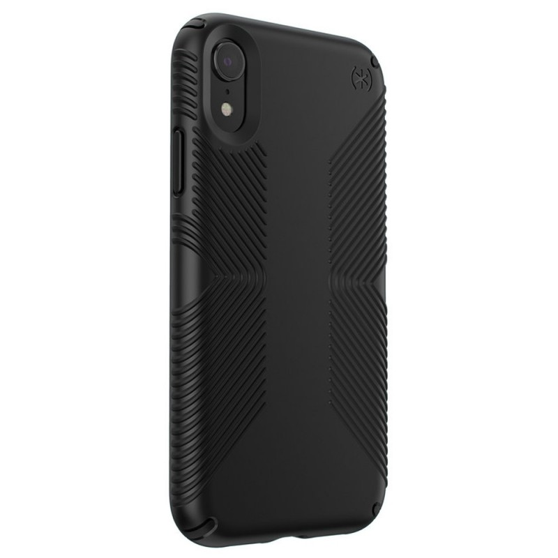 Speck Presidio Grip Case iPhone XR Zwart 04