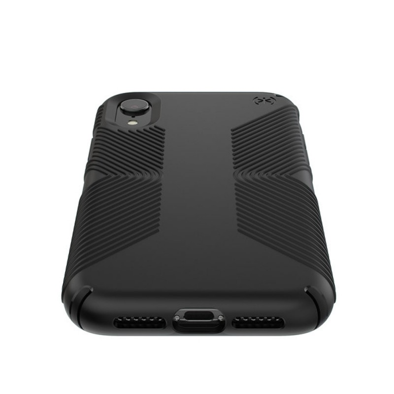Speck Presidio Grip Case iPhone XR Zwart 03