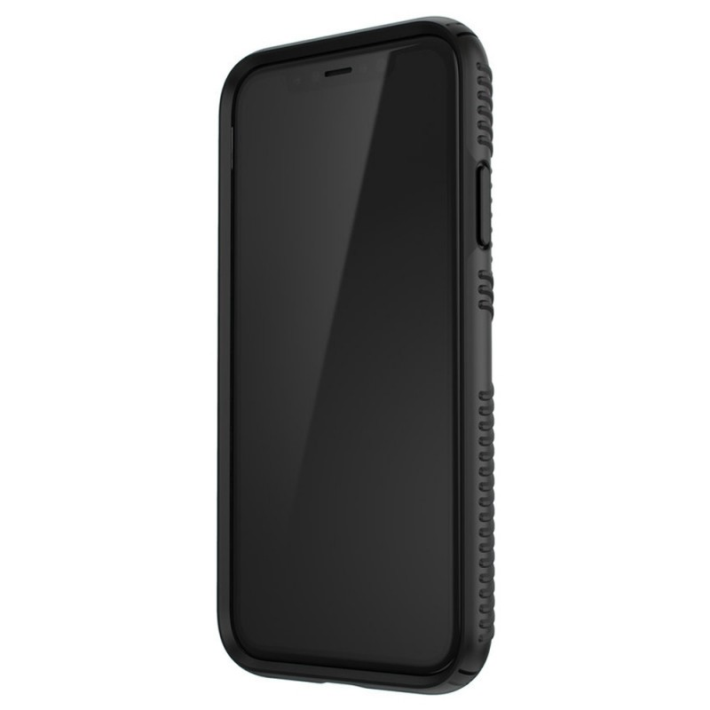Speck Presidio Grip Case iPhone XR Zwart 08