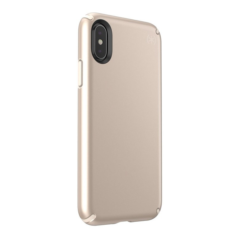 Speck Presidio Metallic iPhone X/XS Hoesje Goud - 3