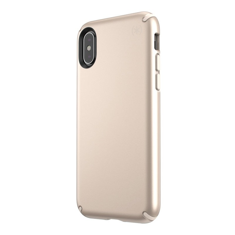 Speck Presidio Metallic iPhone X/XS Hoesje Goud - 4