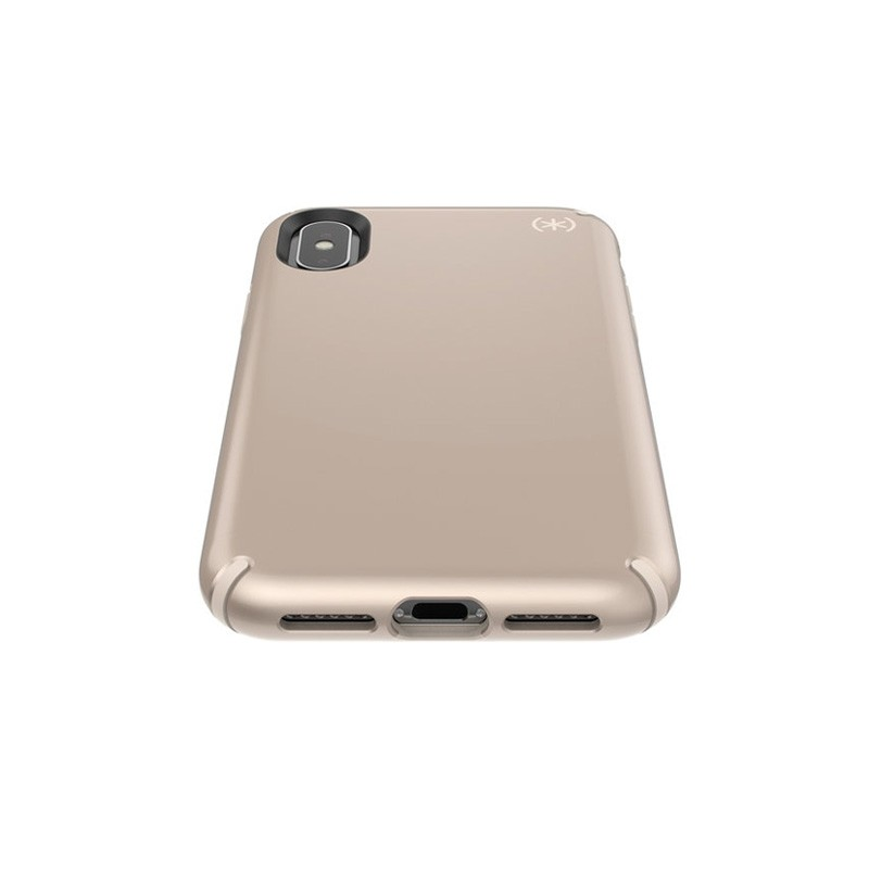 Speck Presidio Metallic iPhone X/XS Hoesje Goud - 7