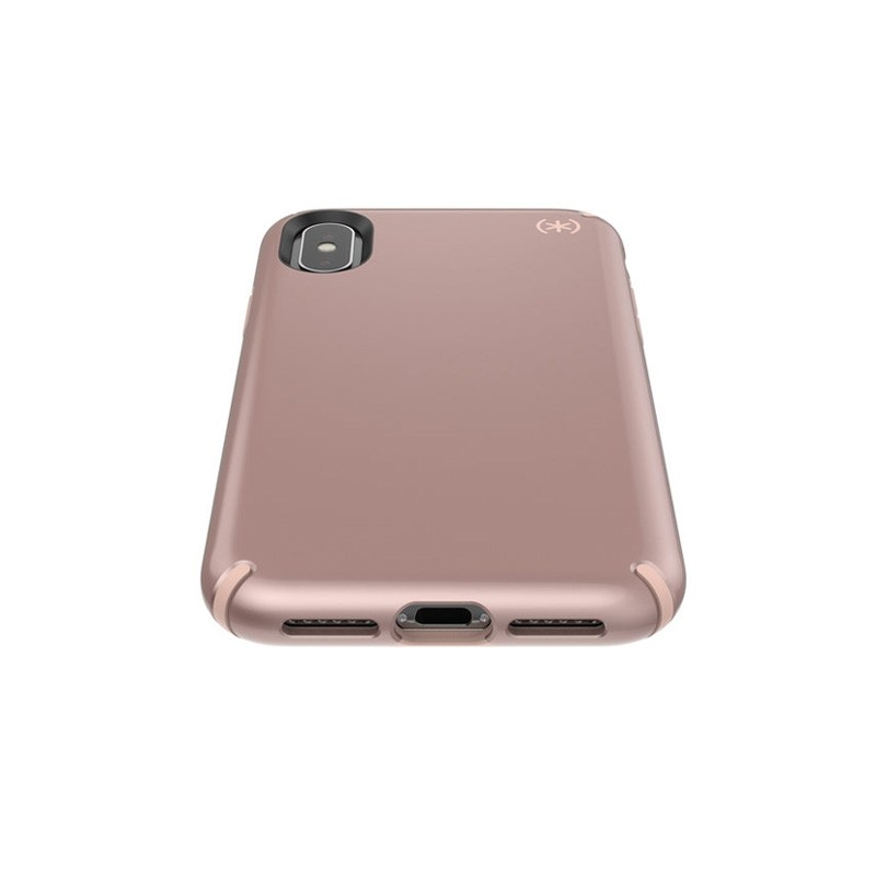 Speck Presidio Metallic iPhone X/XS Hoesje Roze - 7
