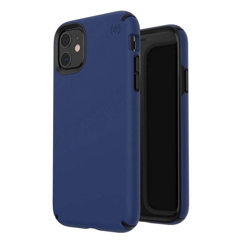 Speck Presidio Pro Case iPhone 11 Blauw - 6
