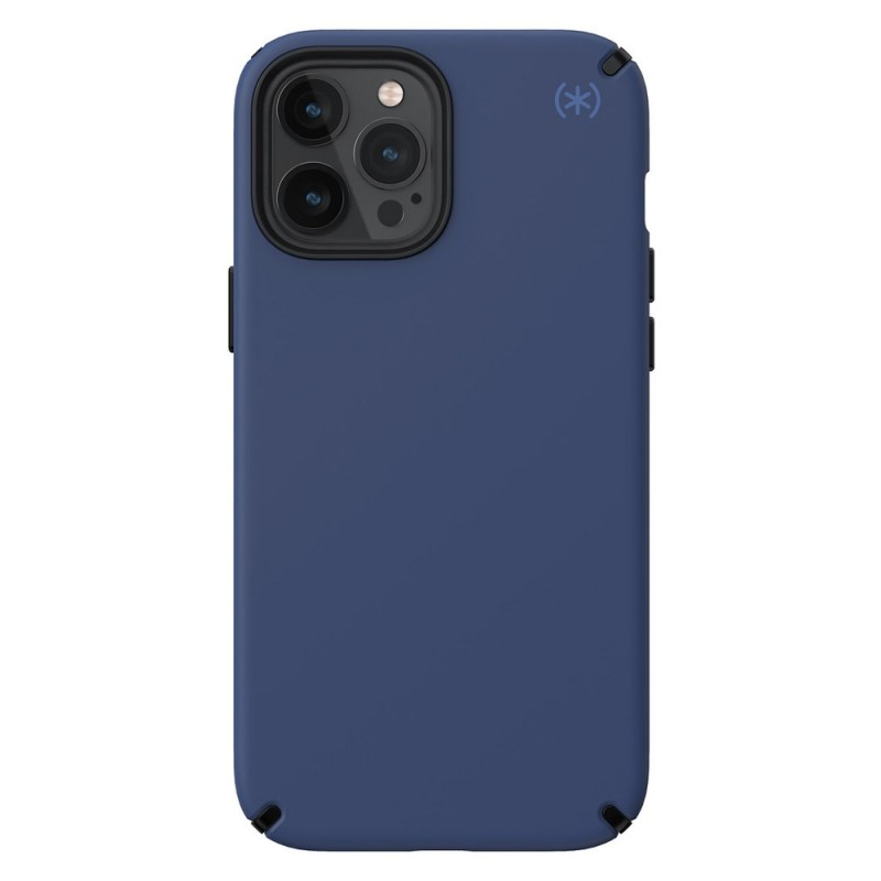 Speck Presidio Pro Case iPhone 12 / 12 Pro Blauw - 1