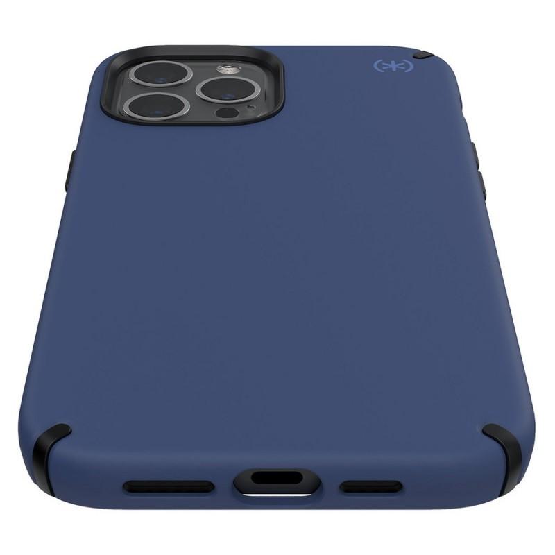 Speck Presidio Pro Case iPhone 12 / 12 Pro Blauw - 6