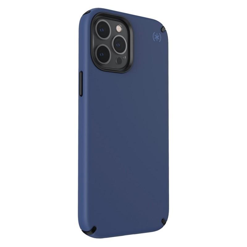 Speck Presidio Pro Case iPhone 12 / 12 Pro Blauw - 4