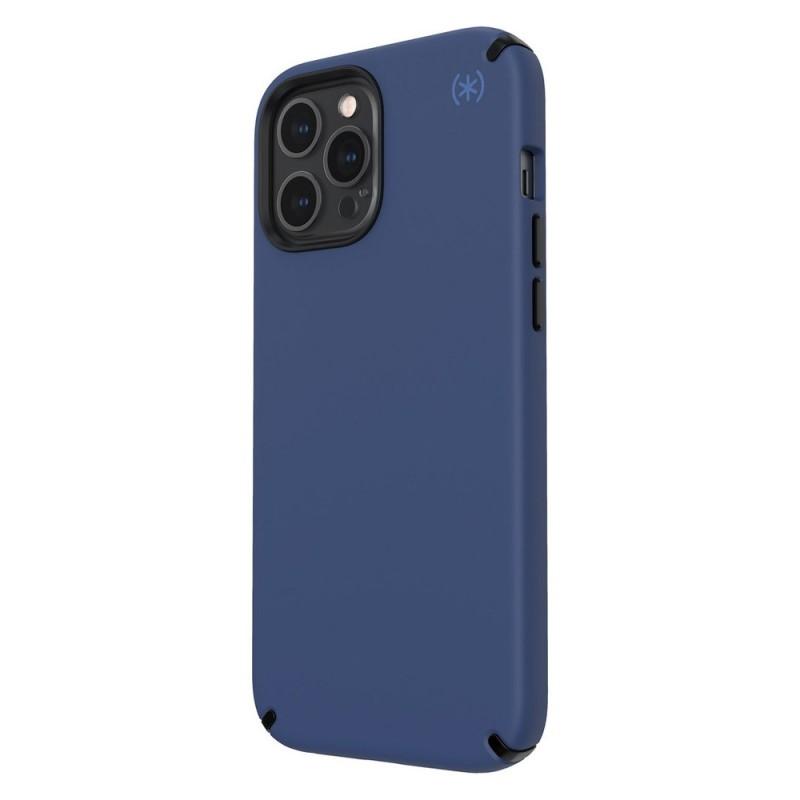 Speck Presidio Pro Case iPhone 12 / 12 Pro Blauw - 7