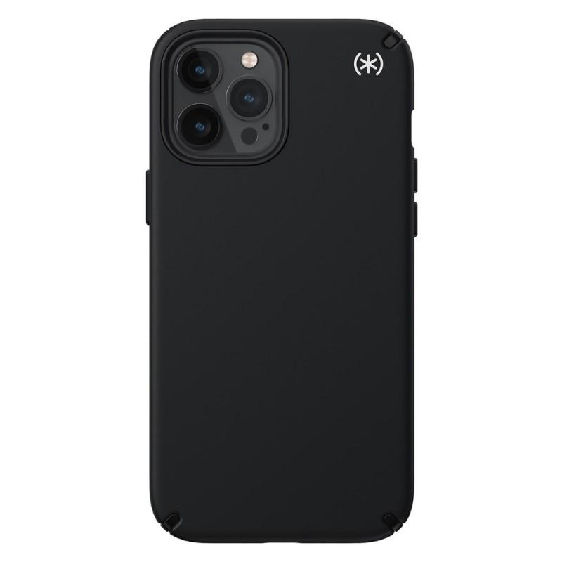 Speck Presidio Pro Case iPhone 12 / 12 Pro Zwart - 1