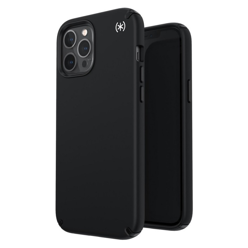 Speck Presidio Pro Case iPhone 12 / 12 Pro Zwart - 7