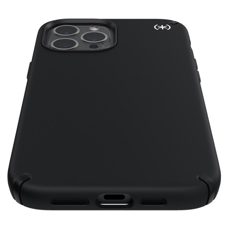 Speck Presidio Pro Case iPhone 12 / 12 Pro Zwart - 4