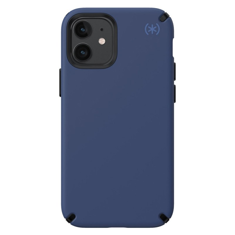 Speck Presidio Pro Case iPhone 12 Mini Blauw - 1