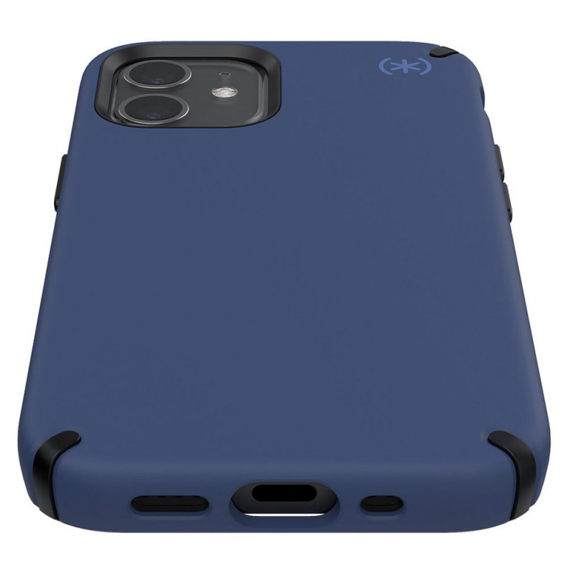 Speck Presidio Pro Case iPhone 12 Mini Blauw - 4