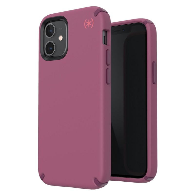 Speck Presidio Grip Case iPhone 12 Mini Zwart - 2