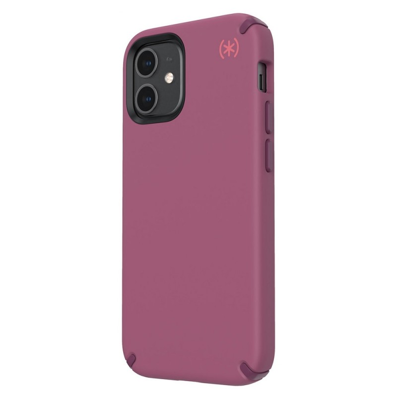 Speck Presidio Grip Case iPhone 12 Mini Zwart - 3