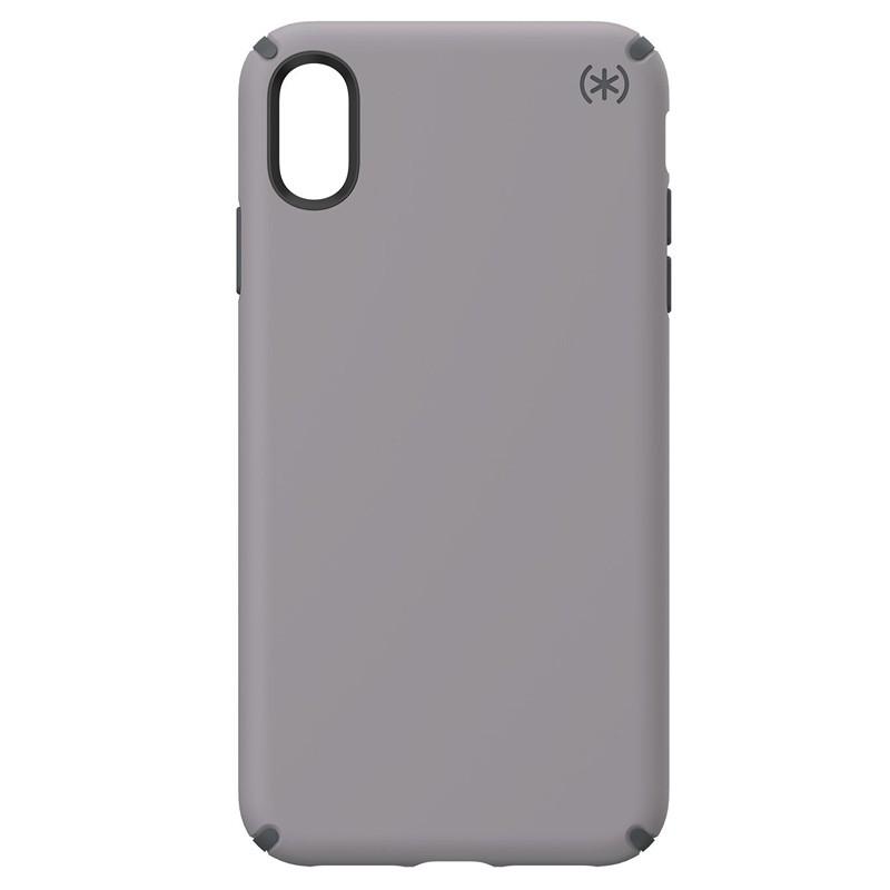 Speck Presidio Pro iPhone XS Max Hoesje grijs 01