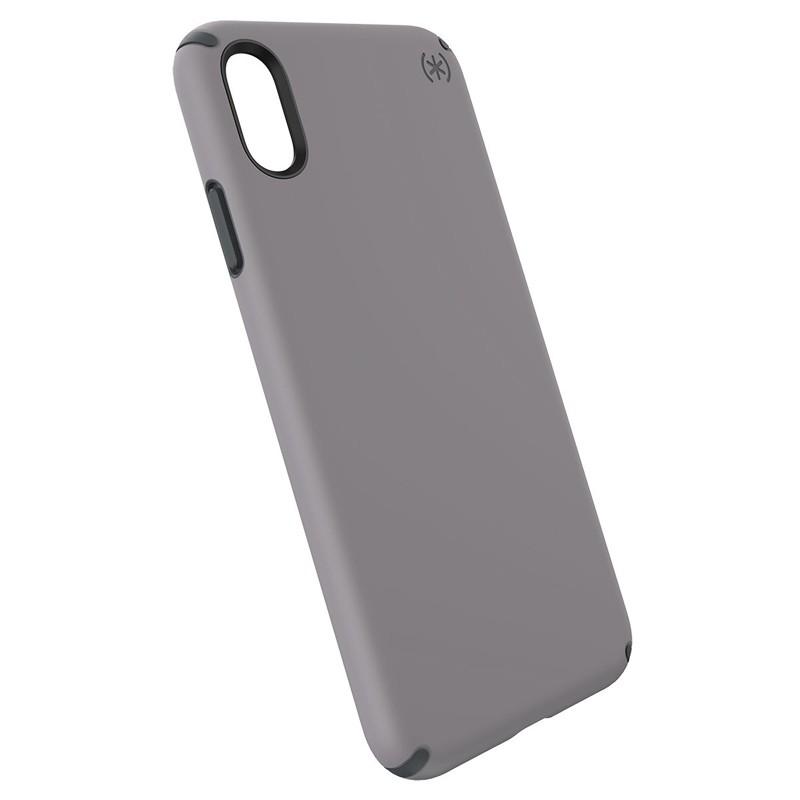 Speck Presidio Pro iPhone XS Max Hoesje grijs 03