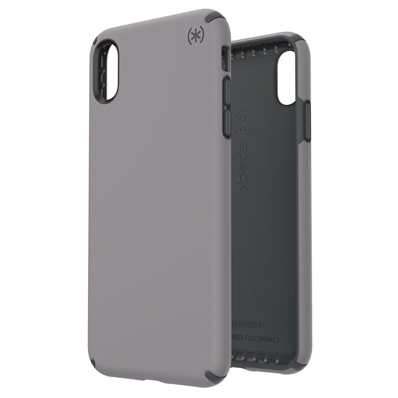 Speck Presidio Pro iPhone XS Max Hoesje grijs 05