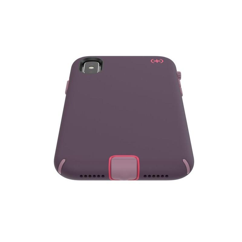 Speck Presidio Sport iPhone X/XS Hoesje Paars - 5