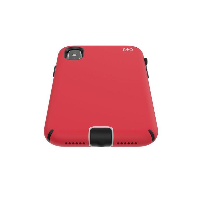 Speck Presidio Sport iPhone X/XS Hoesje Rood - 5